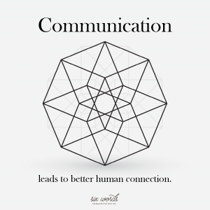 Communication - Six Words Communication