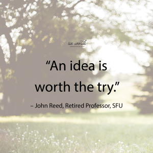 idea, six word story - six words communication