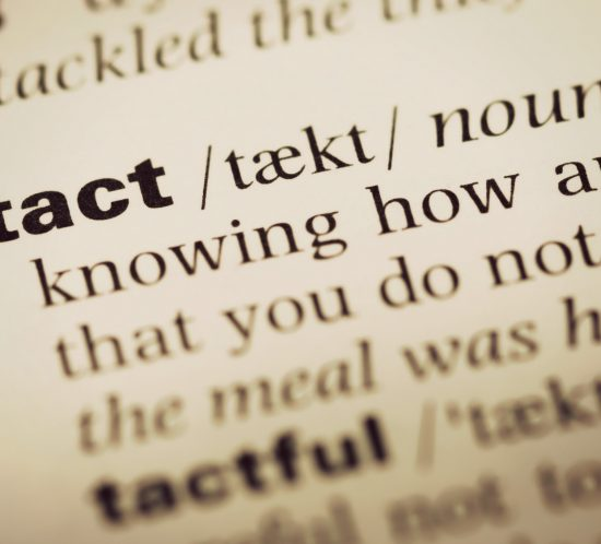 tact six words communication