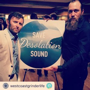 save desolation sound - six words communication