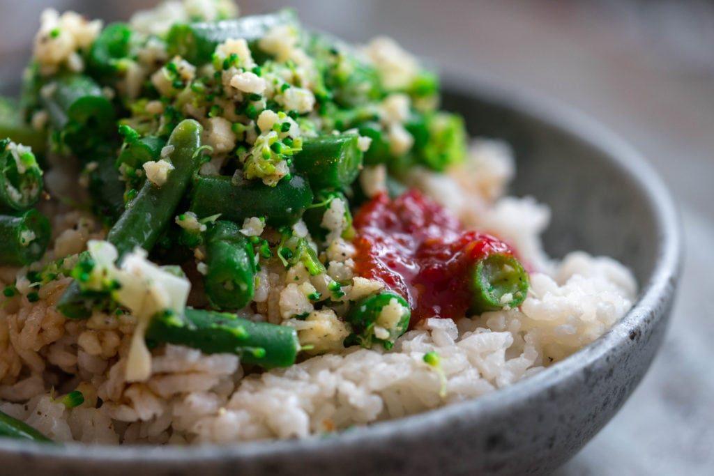 Rouxbe Rice